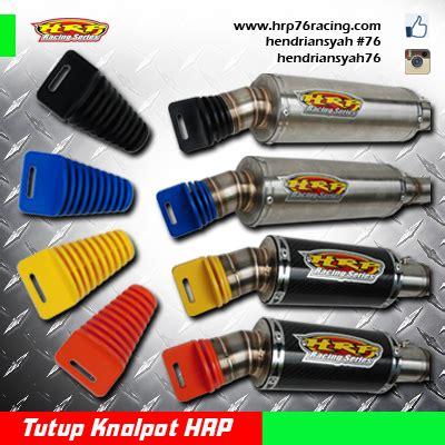 Knalpot Racing Akrapovic For All Jenis Motor Bebek 4t tutup knalpot hrp siap amankan knalpot anda balapmotor net