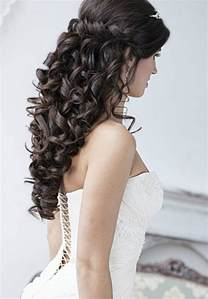 hairstyles for big with hair 22 most stylish wedding hairstyles for long hair hottest
