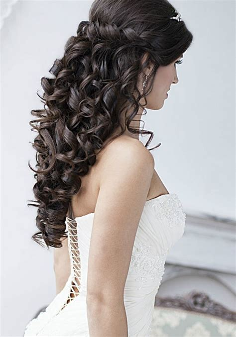 stylish wedding hairstyles  long hair haircuts hairstyles