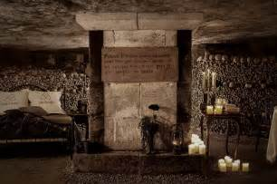 haunted airbnb airbnb halloween in paris catacombs hypebeast
