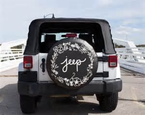 Jeep Wrangler Wheel Covers Jeep Tire Cover Etsy