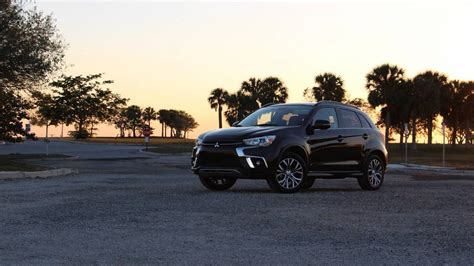 2018 Mitsubishi Outlander Sport Review by 2018 Mitsubishi Outlander Sport Review Photo