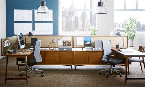 west elm workspace 2 mid century design milk