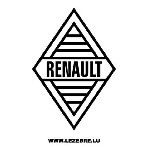 logo renault png sticker renault logo ancien 4