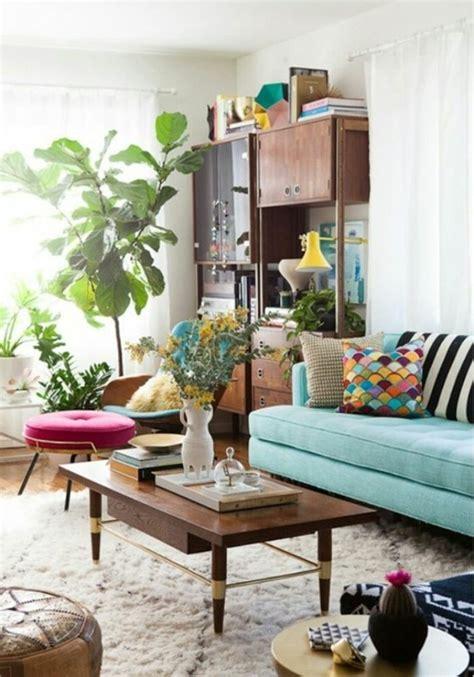 green wohnzimmer ideen inspirierende dekoideen kleiner innen gartenbereich
