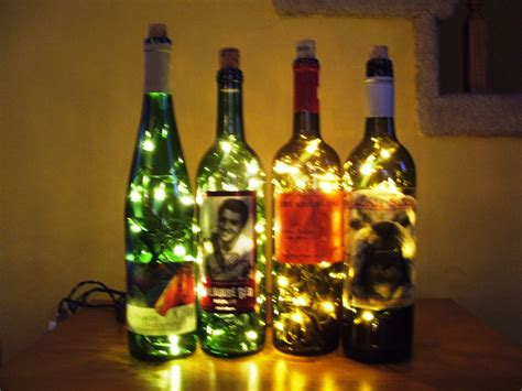 Light Wine by Cool Bottle Ls And Creative Bottle Lighting Designs