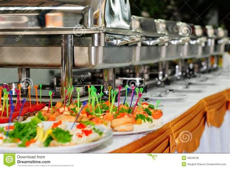 the dish catering catering wedding stock photo image of chafing equipment