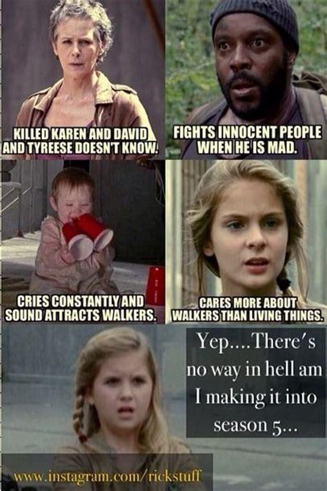 Walking Dead Memes Season 4 - 1038 best images about the walking dead funny memes season