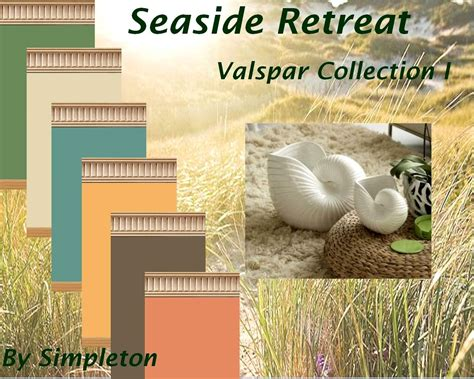 mod the sims valspar designer colors seaside retreat collection i