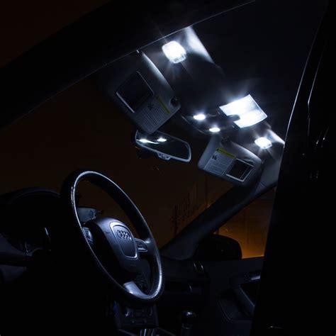2007 jeep wrangler interior lights 5x canbus white car led interior lights kit for 2007 up