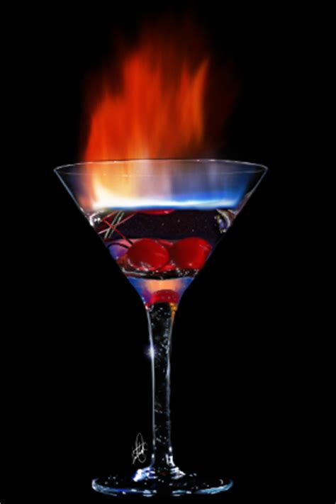 Cocktail Flaming Lamborghini Flaming Cocktail By Enjoyboredom On Deviantart
