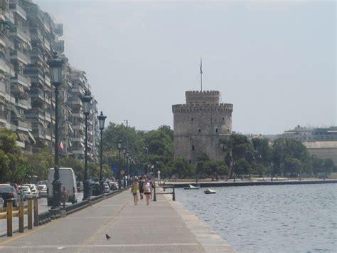 salonicco turisti per caso salonicco torre viaggi vacanze e turismo