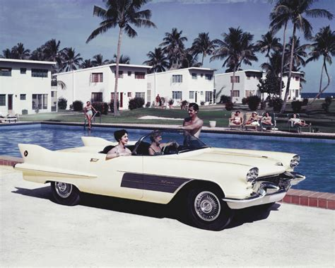 Cadillac Louisiana Concept Cars Cadillac 1954 1955 All Evolution And