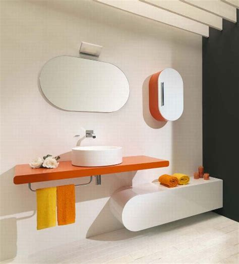 orange and yellow bathroom orange and yellow interior design center inspiration