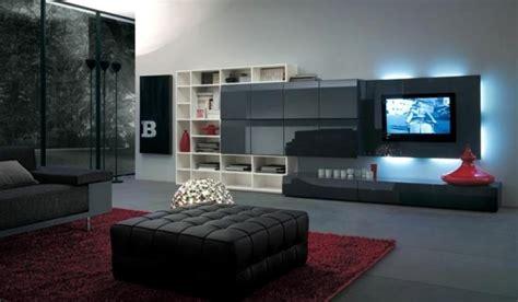 living room design with led tv tv furniture for living room in a trendy look 20 design ideas interior design ideas ofdesign