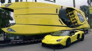 Lamborghini Boat Unique Lamborghini Aventador Boat Extravaganzi