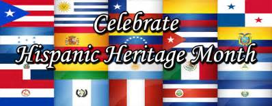 National hispanic heritage month is the period from september 15 to