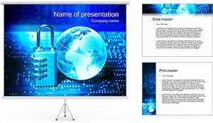 security templates information security powerpoint template backgrounds id