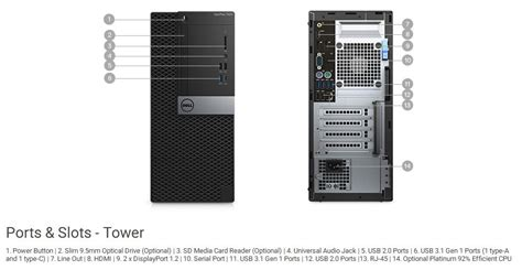 Desktop Pc Dell Optiplex 7050mt specification sheet n001o7050mt02 dell optiplex 7050 mt