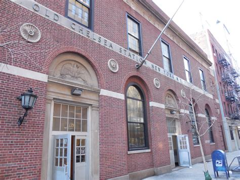 Chelsea Post Office by Improving Conditions Through Combined Block Power
