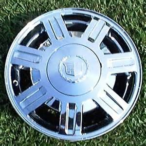 Rims For Cadillac Oem Wheels Direct Dts Cadillac Chrome Wheel Center Cap