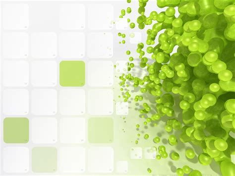 3d Pattern On Green Backgrounds Presnetation Ppt Backgrounds Templates 3d Powerpoint Templates