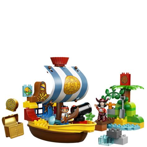 Lego Kitchen Island Lego Duplo Jake And The Never Land Pirates Jakes Pirate