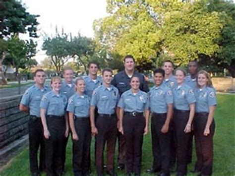 Garden Grove Ca Department Cadets And Office Aides City Of Garden Grove