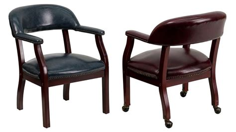 leathersoft captains chairs