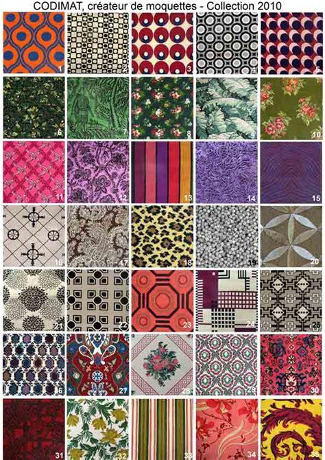 moquette haut de gamme 3165 codimat fabrication traditionnelle de tapis et de