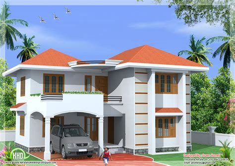 2 bedroom house designs in india 1800 sq feet 2 storey home design kerala home design and floor plans