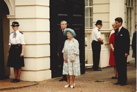 house mother when did the queen mother live in clarence house the enchanted manor
