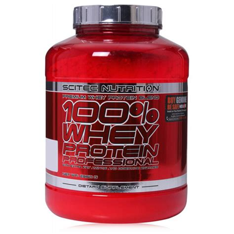 Whey Scitec Nutrition Scitec Nutrition 100 Whey Professional 2 3kg