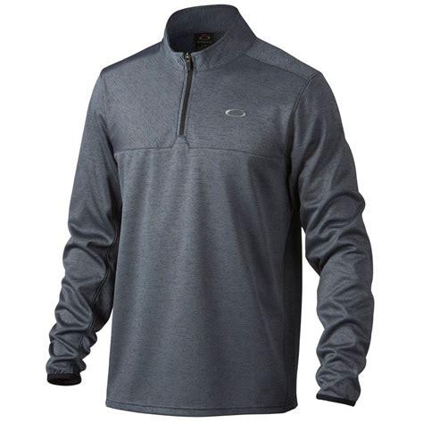 Sweater Hoodie Jumperzipper Oakley 40 rrp oakley golf 2016 mens scores 1 4 zip pullover jumper sweater top ebay