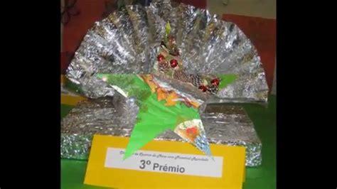 Ebc Exposi 231 227 O centros de mesa para boda con material reciclable exposi