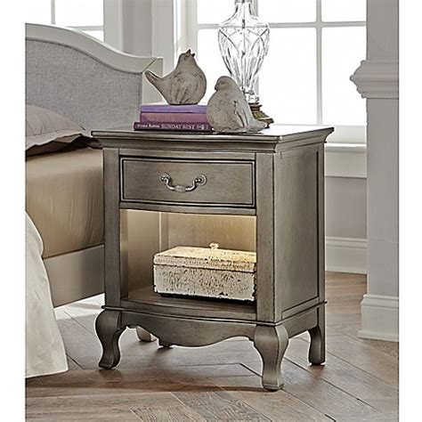 bed bath and beyond nightstand hillsdale kids and teen kensington nightstand in antique