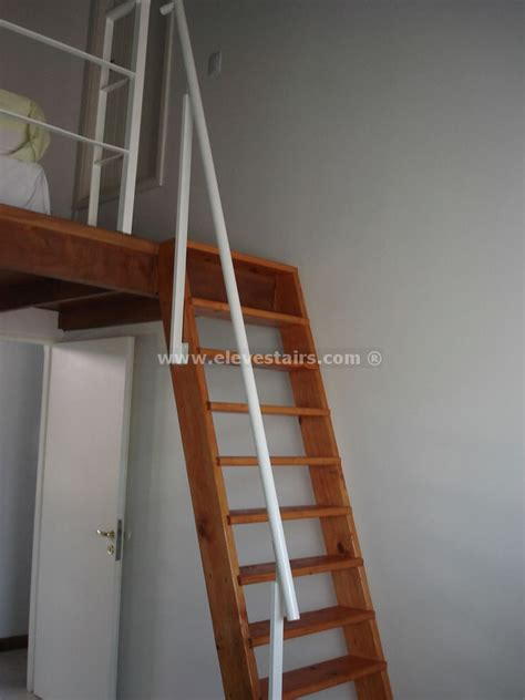 room stairs space saving stairs vertical stairs eleve metallic
