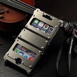 Iron Armor Iphone 6 Plus 6 armor luxury leather metal aluminum cover for apple