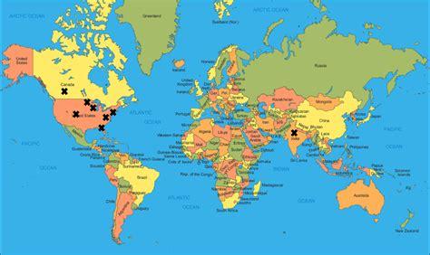 washington dc in world map about ms dwivedi ms dwivedi s biology class
