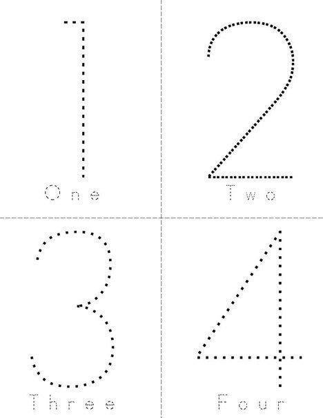 printable mini numbers 17 best images about numbers on pinterest worksheets for