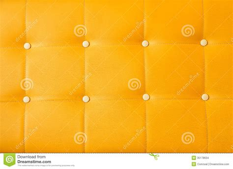 Upholstery Background by Yellow Upholstery Leather Background Stock Images Image