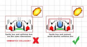visitor pattern collision detection game code and theory html5 game design