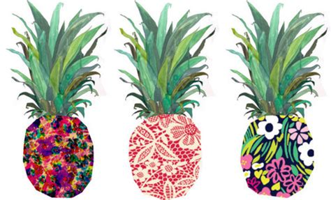 Cisco Upholstery Pineapple Patterns
