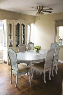 Grey Dining Room Table Sloan Dining Room Dining Table In Grey And Duck Egg Hutch In Ochre And Duck