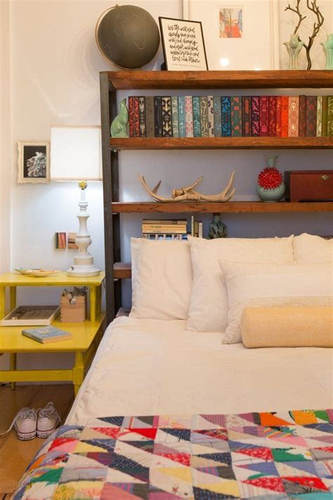 headboard with bookshelf 17 bookshelves that double as headboards