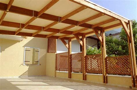 tettoie in legno verona il meglio di potere tettoie in legno verona e provincia