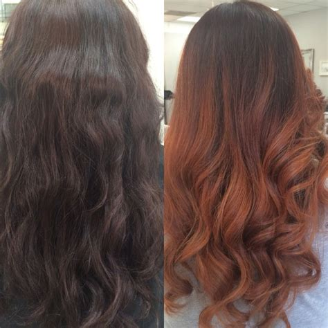 810 best images about hair coloring on pinterest blonde dark brown auburn ombre frisuren pinterest