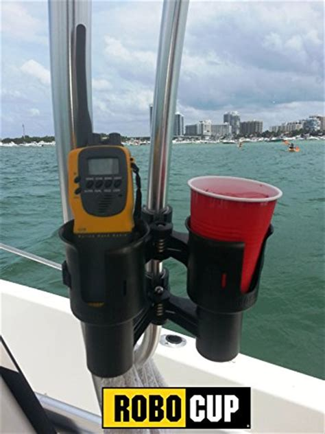 boat cup rod holders robocup 12 colors best cup holder for drinks fishing rod