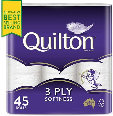 pack quilton ply toilet paper  sheets  roll xcm  delivery