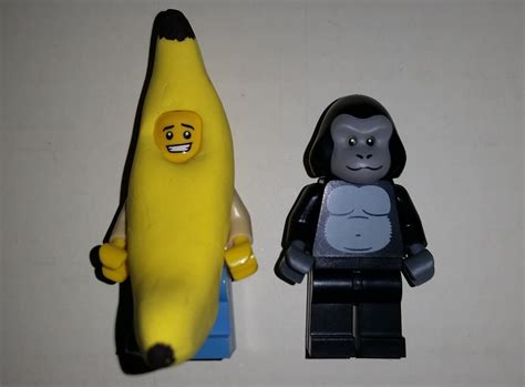 Lego Penguin Suit more lego series 16 71013 rumors including banana suit